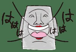 Mr. Mowai sticker #2118547