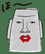 Mr. Mowai sticker #2118566