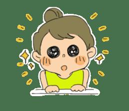 OMASE-chan sticker #2119463