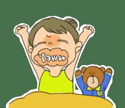 OMASE-chan sticker #2119467