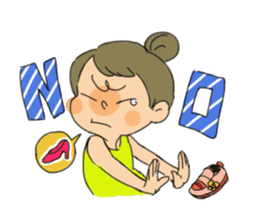 OMASE-chan sticker #2119469