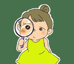 OMASE-chan sticker #2119471