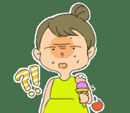 OMASE-chan sticker #2119473