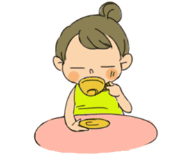 OMASE-chan sticker #2119474