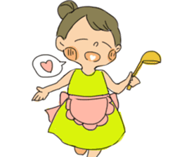 OMASE-chan sticker #2119475