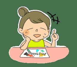 OMASE-chan sticker #2119479