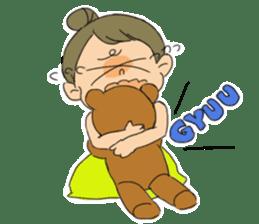 OMASE-chan sticker #2119484