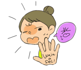 OMASE-chan sticker #2119489