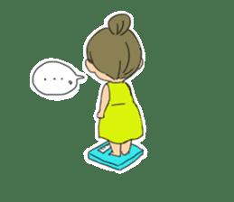 OMASE-chan sticker #2119492