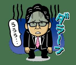 Hayashi of the world sticker #2119566
