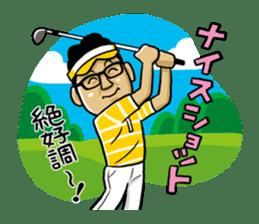 Hayashi of the world sticker #2119575