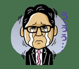 Hayashi of the world sticker #2119576