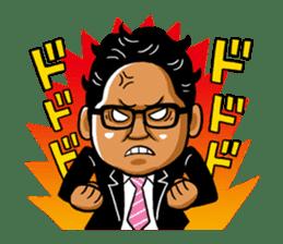 Hayashi of the world sticker #2119578