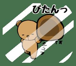 It is the sticker of the teddy bear sticker #2119903