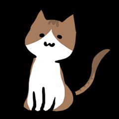 The Sticker of my cat