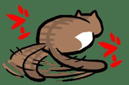 The Sticker of my cat sticker #2120234