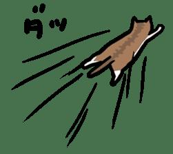 The Sticker of my cat sticker #2120247