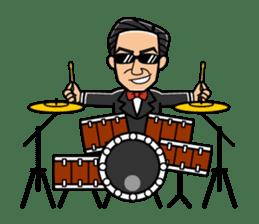 Takahiro Obata Music Office Vo)Aya Ito sticker #2120793