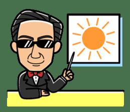 Takahiro Obata Music Office Vo)Aya Ito sticker #2120815