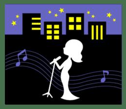 Takahiro Obata Music Office Vo)Aya Ito sticker #2120820