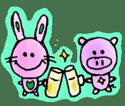 maru-maru-animals sticker #2121994