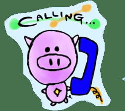 maru-maru-animals sticker #2121996