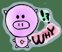 maru-maru-animals sticker #2121998