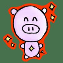 maru-maru-animals sticker #2122002
