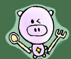 maru-maru-animals sticker #2122003
