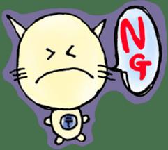 maru-maru-animals sticker #2122005