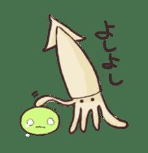 Kawaii EDAMAME sticker #2122207