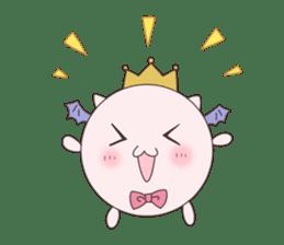 A round king sticker #2123263