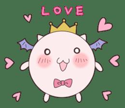 A round king sticker #2123268