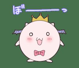 A round king sticker #2123278