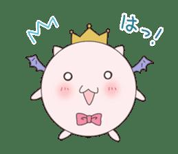 A round king sticker #2123279
