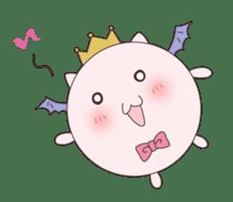 A round king sticker #2123285