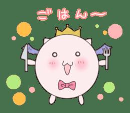 A round king sticker #2123287