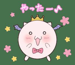 A round king sticker #2123289