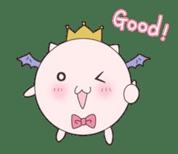 A round king sticker #2123292