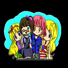 4 pleasant sisters