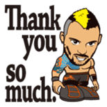 DRAGON GATE PRO-WRESTLING SD Characters sticker #2124688