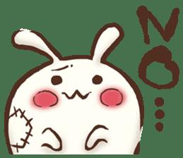 Urameshirabbit-Japanese sticker #2125415