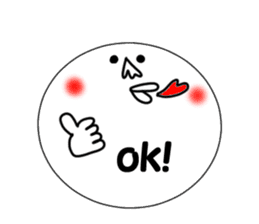 Like takoyaki. sticker #2125863