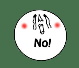 Like takoyaki. sticker #2125864