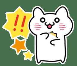 Moody cat sticker #2126112