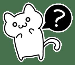 Moody cat sticker #2126113