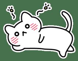Moody cat sticker #2126136