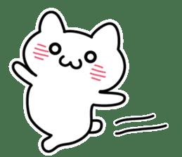 Moody cat sticker #2126139