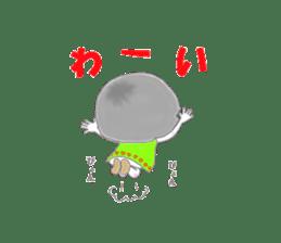 Sensyuu girl sticker #2126421