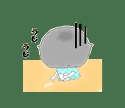 Sensyuu girl sticker #2126426